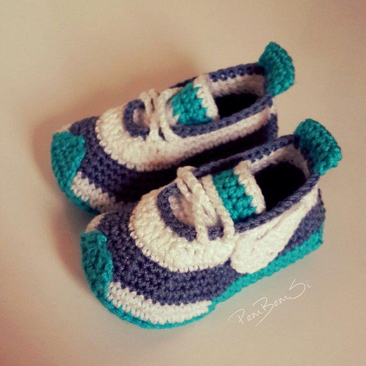 El İşi Nike Spor Bebek Patiği