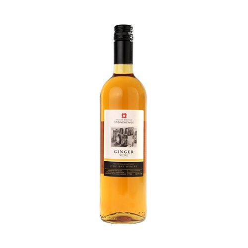 English Heritage's Ginger Wine is a deliciously sweet and spicy drink with a heart-warming kick.  http://www.english-heritageshop.org.uk/food-drink/drink/stonehenge-ginger-wine