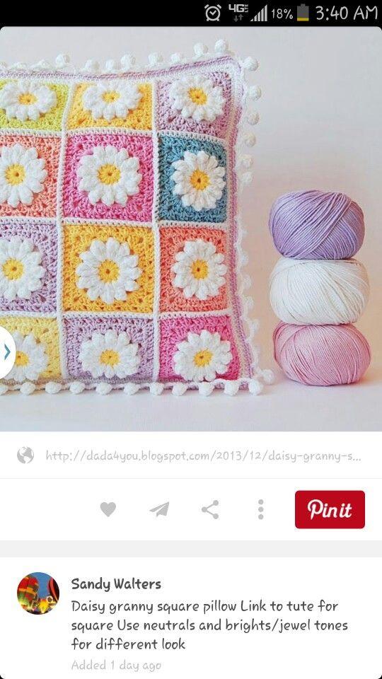 Excelente Patrón De Crochet Ondulación Bandera - Ideas de Patrones ...