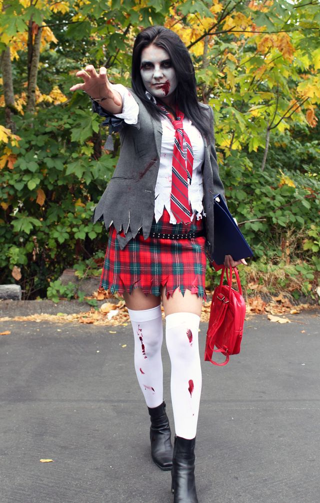 20 zombie halloween costume ideas for this yearu0027s spooky day