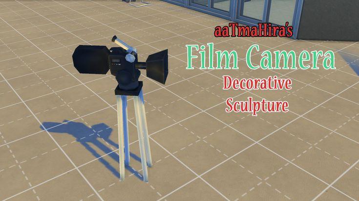 Mod The Sims - aaTmaHira's Film Camera