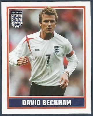 Merlin-england 2006 #world cup- #004-england & real #madrid-man utd-david #beckha,  View more on the LINK: http://www.zeppy.io/product/gb/2/181665915827/