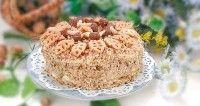 Торт «Лесной» / Простые рецепты