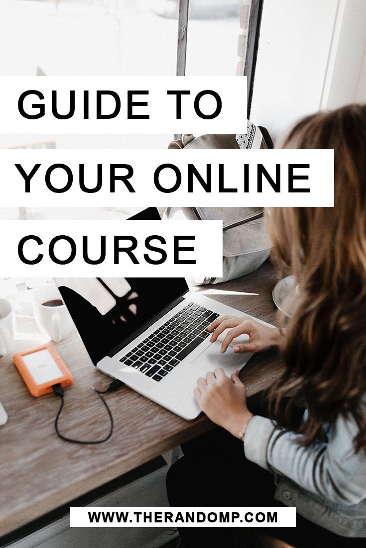 Step-by-step guide to your online course creation on Teachable. Start with a free course and build your passive income stream from there! This guide will show you how: https://www.therandomp.com/blog/create-free-online-course/