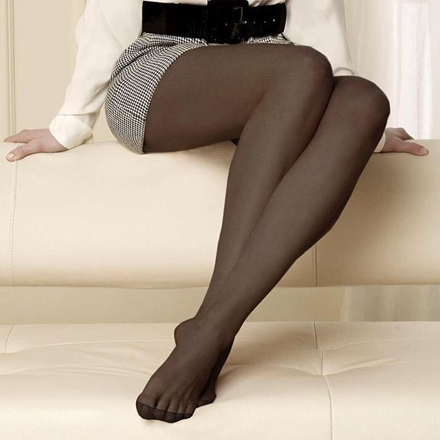 Nylon legs and feet