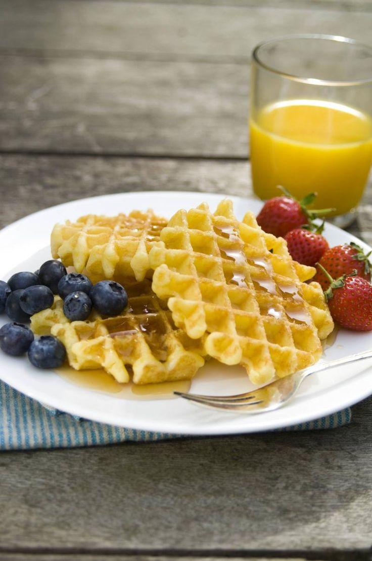 6 tips voor perfecte wafels (Libelle.be)