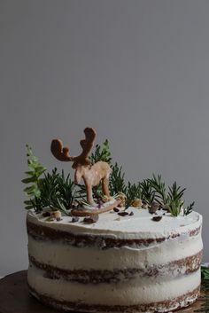 Winter spiced coffee cake | Recipe from Twigg Studios