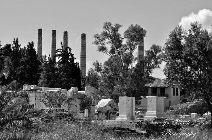 Remains Αρχαιολογικός χώρος Ελευσίνας Eleusis  Archaeological site