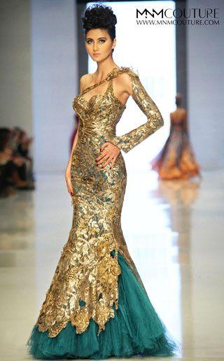 NewYorkDress Blog // Designer Spotlight: #MNMCouture // Click through for more! // Dress: MNM Couture 2132