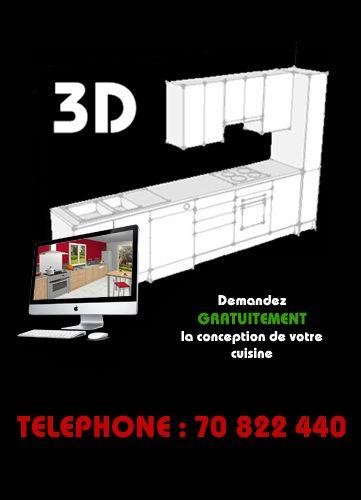 17 meilleures id es propos de meuble tunisie sur pinterest maison tunisie charlotte for Les cuisines encastrables