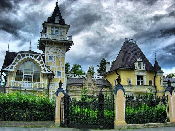 The Countess Kleinmichel mansion