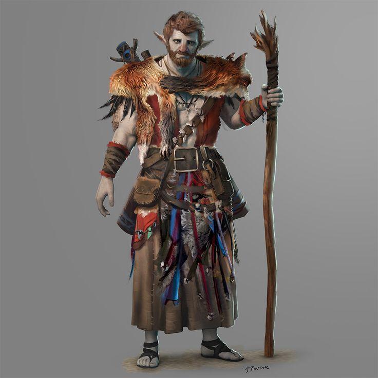 241 Best D&D Character Art