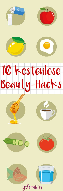Die besten Tricks für schöne Haut und glänzende Haare ...