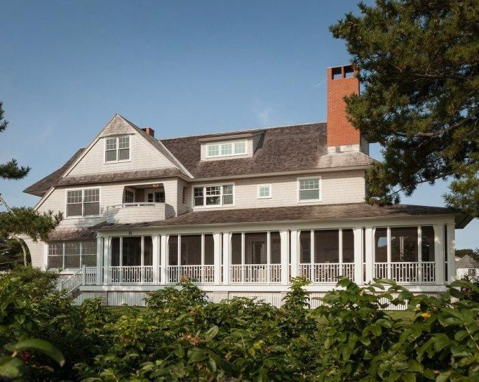a new old house coastal cottage in maine coastalcottage rh pinterest com