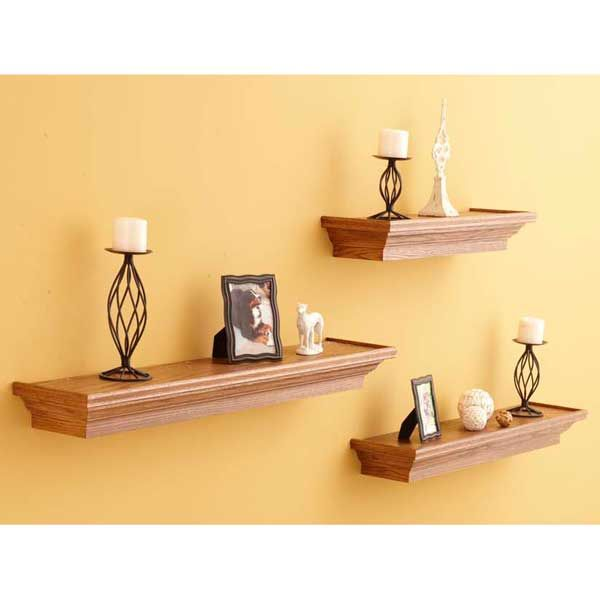 105 best Floating Shelf Plans images on Pinterest | Floating shelves ...