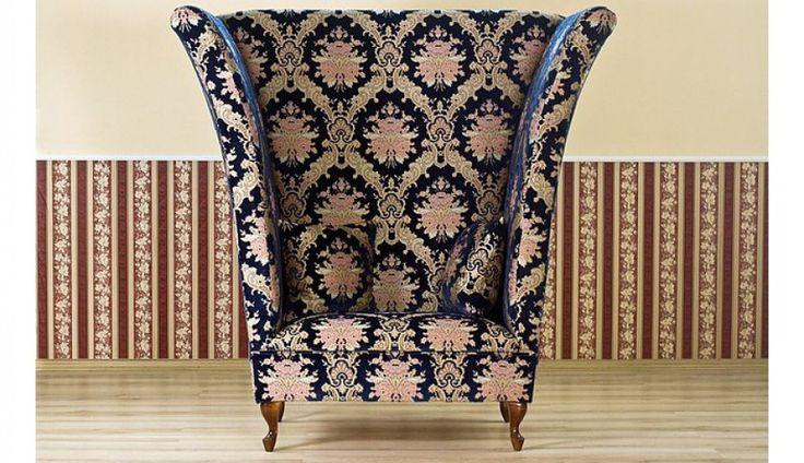Wyjątkowy fotel firmy Rad-Pol Meble Stylowe zwróci uwagę każdego. Jest dostępny w dowolnym wymiarze, istnieje możliwość wyboru tapicerki. Polecamy! http://www.mega-meble.pl/produkt-Fotel_Milano_wysoki_i_niski-1420