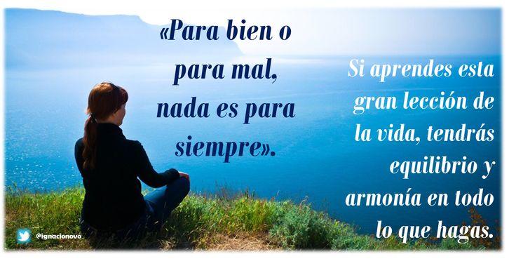 #frases #paz #equilibrio #serenidad