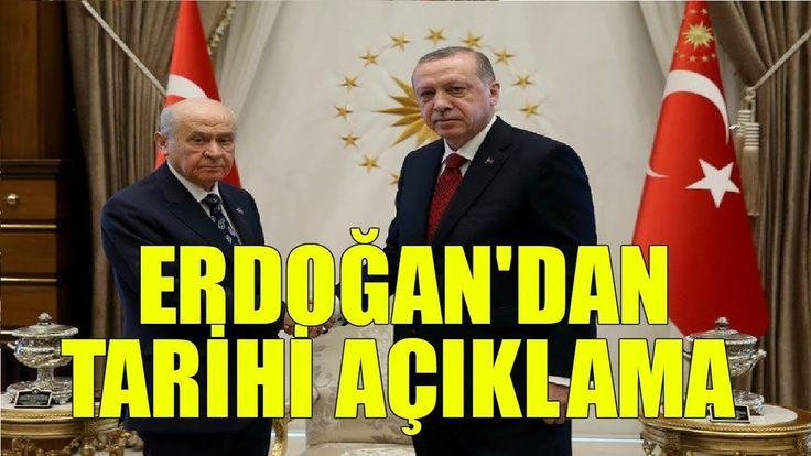 Cumhurbaşkanı Erdoğan Erken Seçim Tarihini Açıkladı 24 Haziran 2018