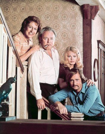 all in the family.