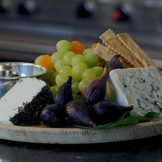 Easy Cheese Platter - Barefoot Contessa