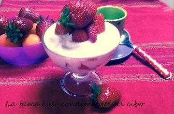 Ecco un #tiramisù alle #fragole, senza uova..scoprite la ricetta e provatelo...