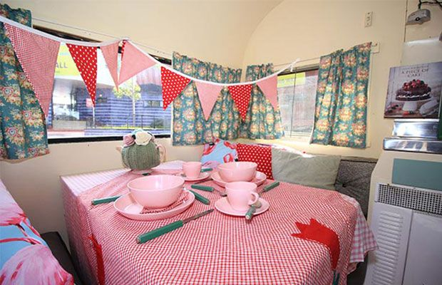 How to do-up your vintage or retro caravan: Excerpt from Vintage and Retro Caravans Downunder