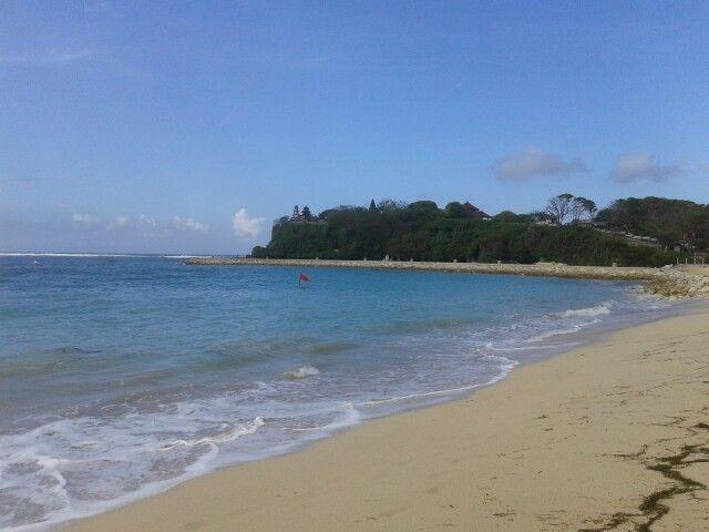 Geger Beach Nusadua Bali Indonesia