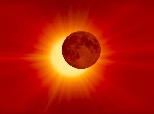 Dagkracht: Volle Maan in leeuw 24-1: stralen vanuit eenheid