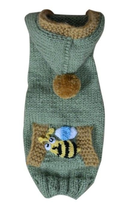 individually crafted  hand made sweaters for any dog pet breed , including dachshund , created by www.royalfifi.net