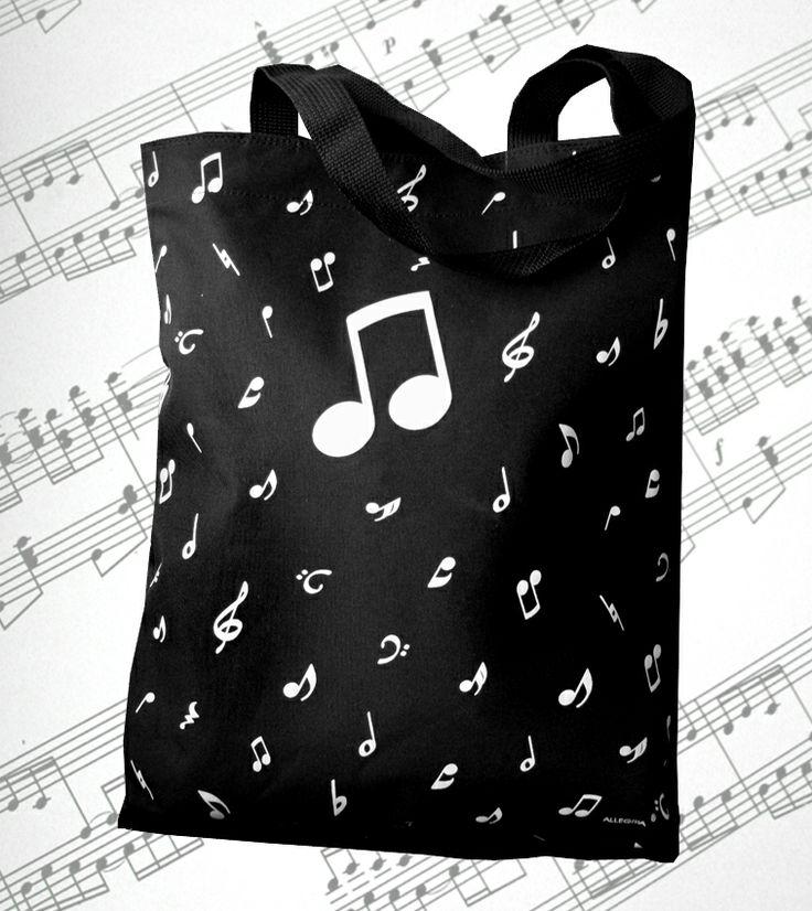 Notes Tote Bag Price : 80.000 IDR Follow Instagram : pentatonicmusic