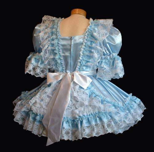 78+ ideas about French Maid Dress on Pinterest | French ... Ruffled Satin Housemaid