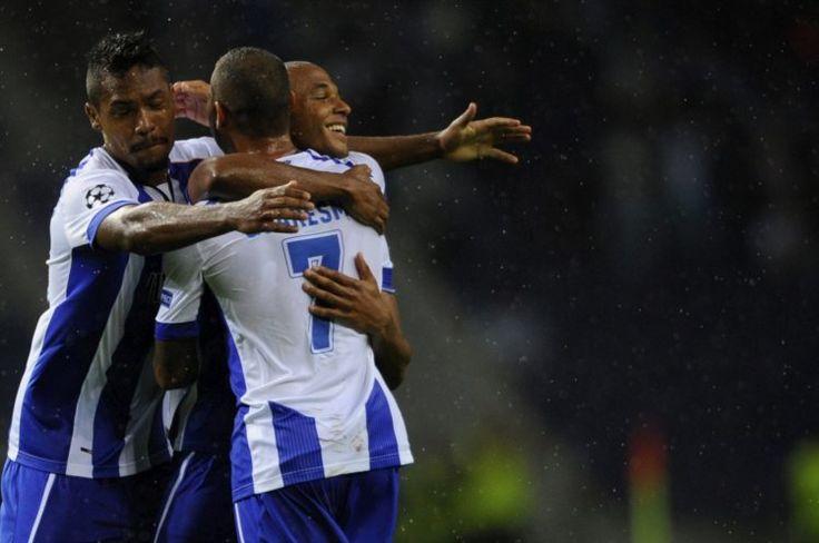 FC Porto 6-0 BATE Borisov Liga dos Campeões 2014/2015   Fase de Grupos   Grupo H   Jornada 1