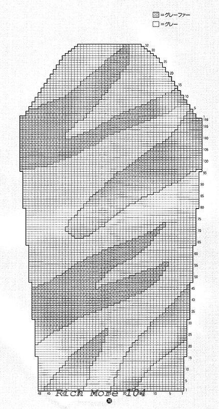 Br-10417 sleeve chart