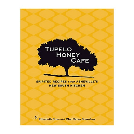 Tupelo Honey Cafe  Glad I bought this cookbook in North Carolina while I was there! :)