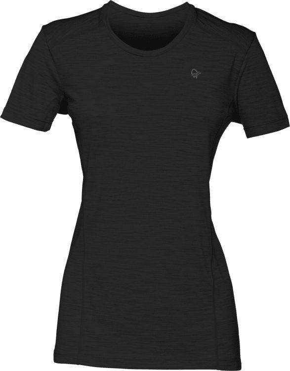 Anton Sport › Norrøna Wool T-shirt 7718/Caviar XS