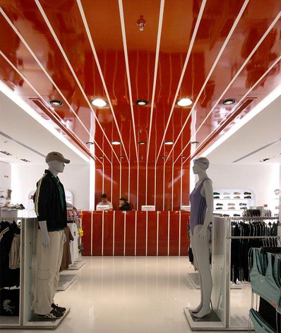 Decor Centauro Concept Store Design By AUM Architects Minimalist Interior