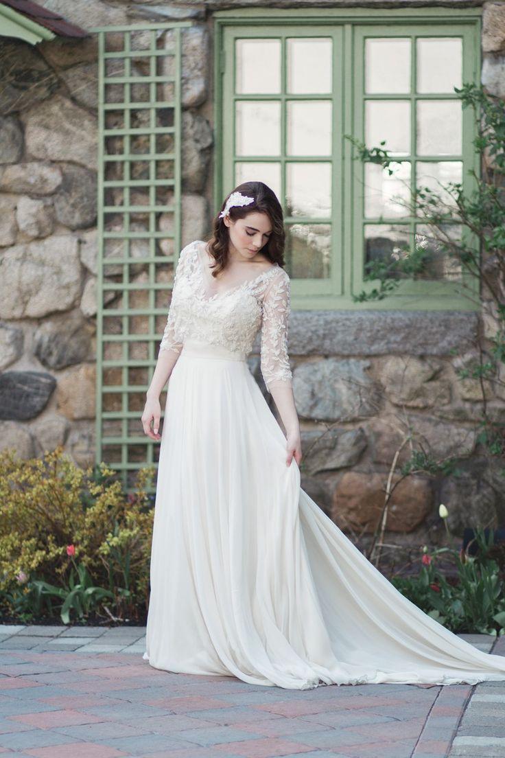 Fresh Romantic Al Fresco Wedding Ideas Inspired by Tuscany