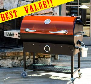 REC TEC Wood Pellet Grill (RT-680) - Kitchen Sink Bundle - SHIPPING INCLUDED!!!