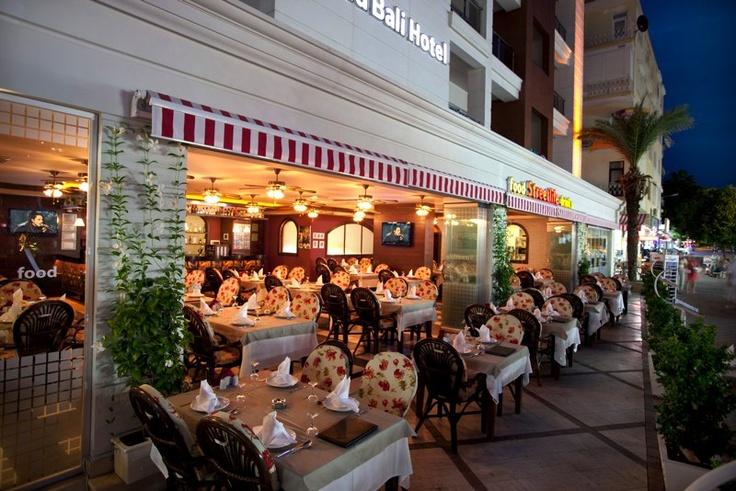 Restaurants in Alanya