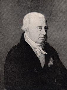 Carl Ludwig zu Hohenlohe-Langenburg 1762-1825..Ebbe ben 13 figli che lo resero antenato di molte case Reali Europee