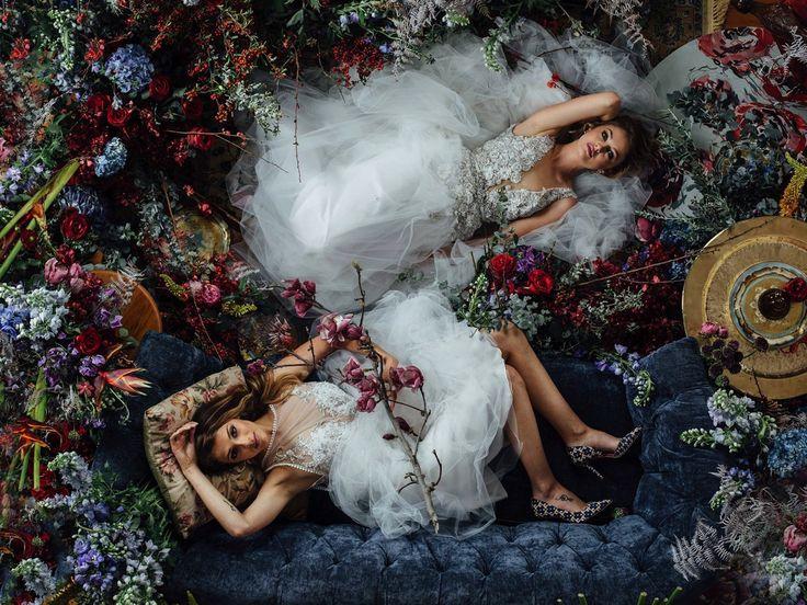 Floral genius by Heike @heikelec / Couch by @baie_goeters / Dresses by Kobus Dippenaar/ Hair and make up by @yolandedt and of course the photo genius of Gavin Casey @gavincaseyweddings