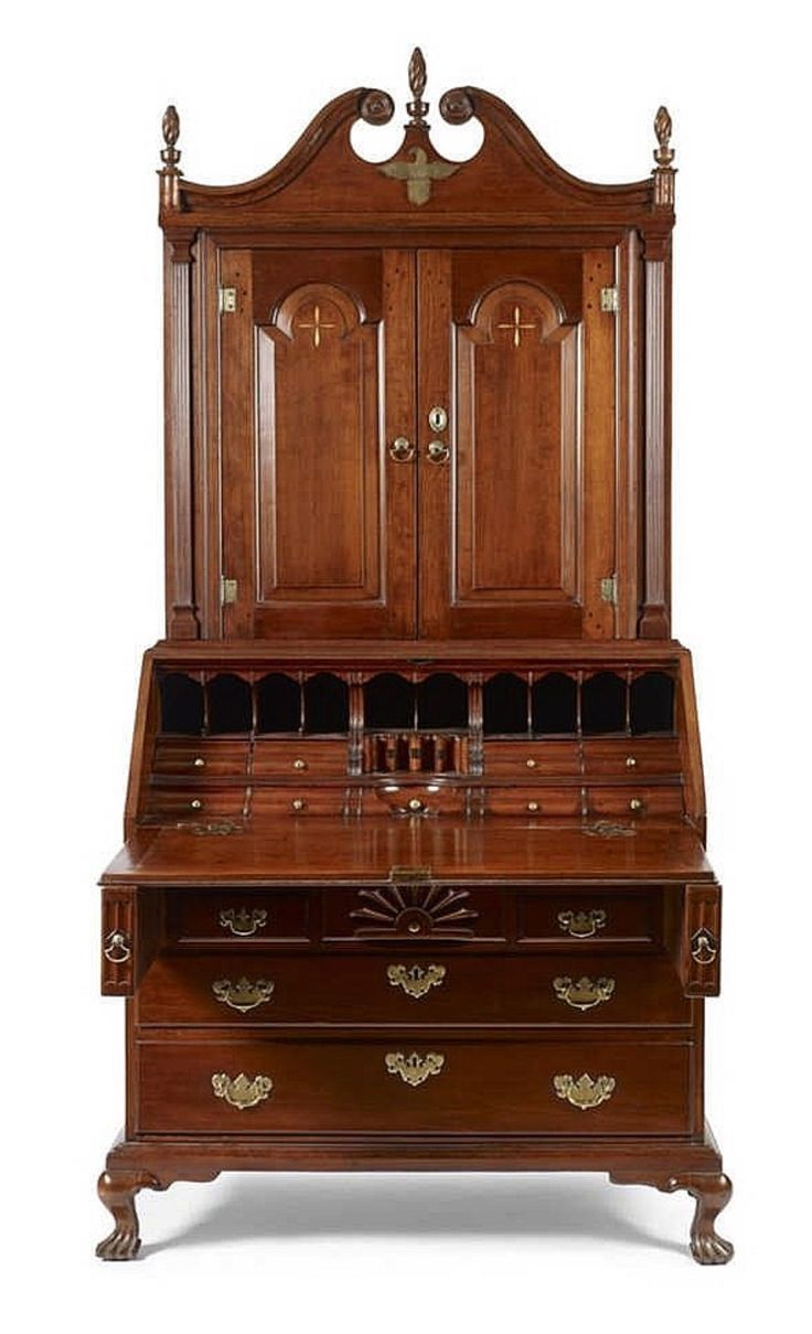 3131 best images about antique furniture early american on pinterest queen anne auction and. Black Bedroom Furniture Sets. Home Design Ideas