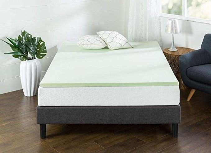 39 Of The Best Gifts Under 50 To Give In 2018 Memory Foam Mattress Topper Foam Mattress Topper Mattress Topper Reviews