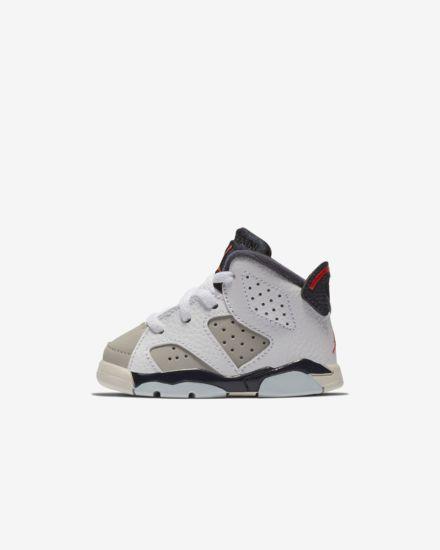 513a06edad96 Air Jordan Retro 6 (2c-10c) Infant Toddler Shoe