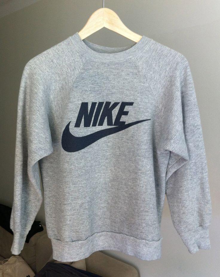 Nike vintage 80s sweater. $89.00, via Etsy.