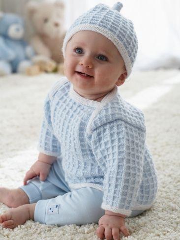 Little Check Mate Set | Yarn | Free Knitting Patterns | Crochet Patterns | Yarnspirations