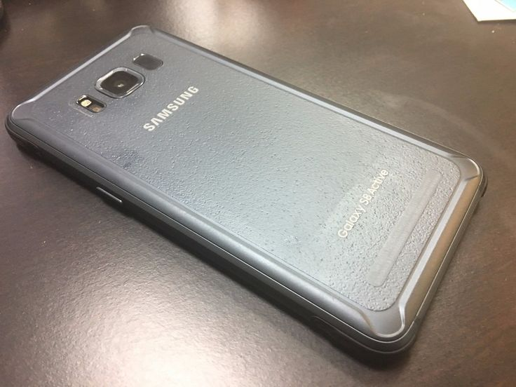 Samsung Galaxy S8 Active SM-G892 - 64GB - Meteor Gray Sprint A | eBay