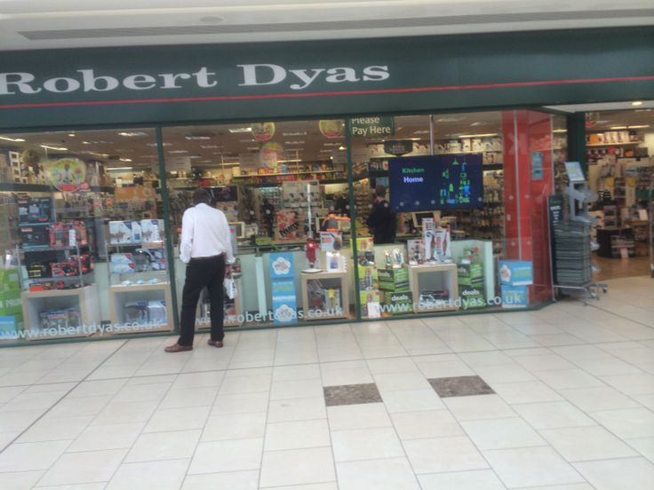 Robert Dyas is a UK hardware retailer founded in London in It sells a range of housewares, small electrical appliances, gardening products, kitchenwares, DIY, and consumer electronics throughout 96 shops, mainly in Greater London and South East England, as well as online.