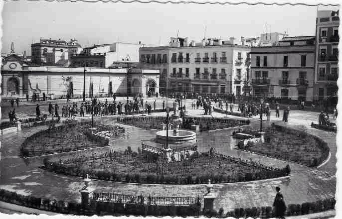 Plaza de la Encarnacion