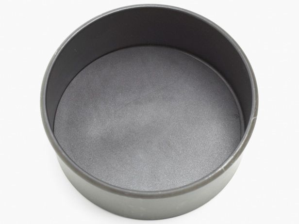 Adjust baking time when don't have correct baking pan